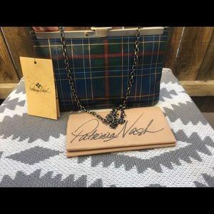 Patricia Nash Women Tartan Asher Clutch Handbag